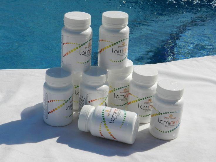 Laminina conține 10 aminoacizi esențiali!