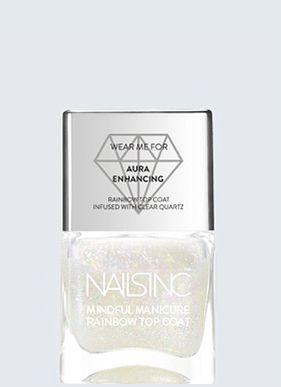 マインドフル マニキュア グッド バイブズ トップコート |NAILS INC(ネイルズインク)online store