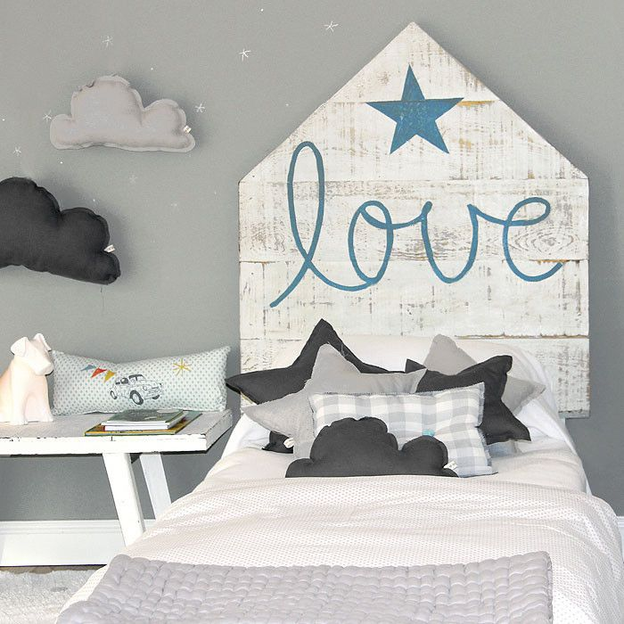 great headboard for kids room