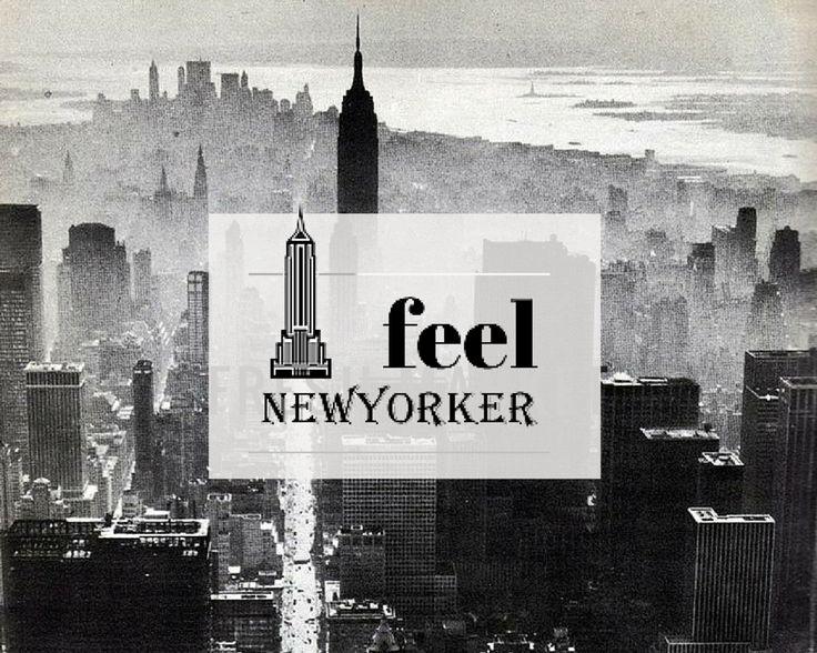 Feel NewYorker Cover
