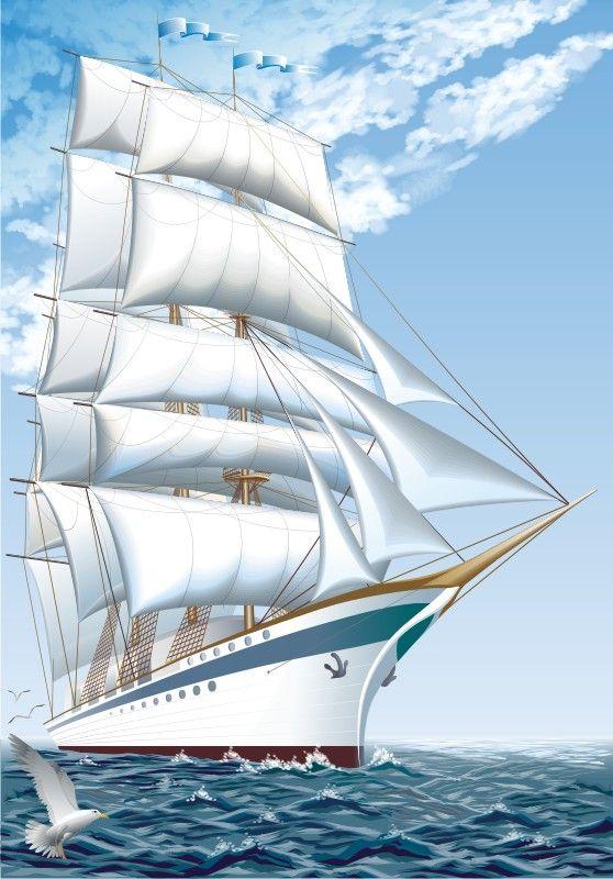 Ship 1 by GruberJan.deviantart.com on @DeviantArt