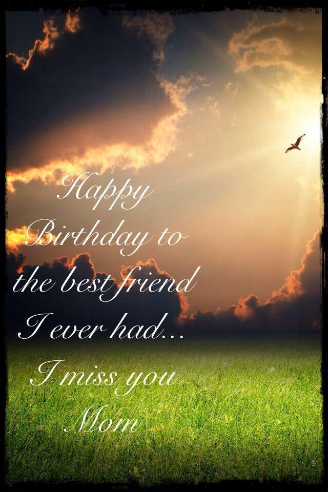 happy birthday in heaven on Pinterest | Birthday In Heaven, Happy ...