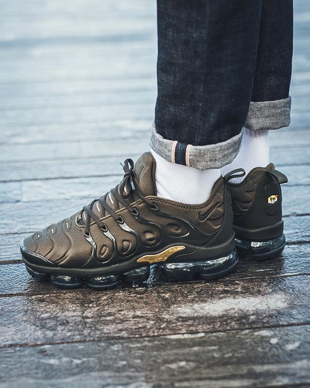 e9a6c9d7bd283 Nike Air Vapormax Plus Cargo Khaki in 2019