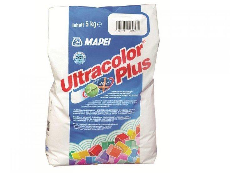 Mapei Ultracolor Plus Anthrazit 114 5 KG Flexfuge Fliesen & Naturstein & Mosaik in Heimwerker, Baustoffe & Holz, Sonstige | eBay