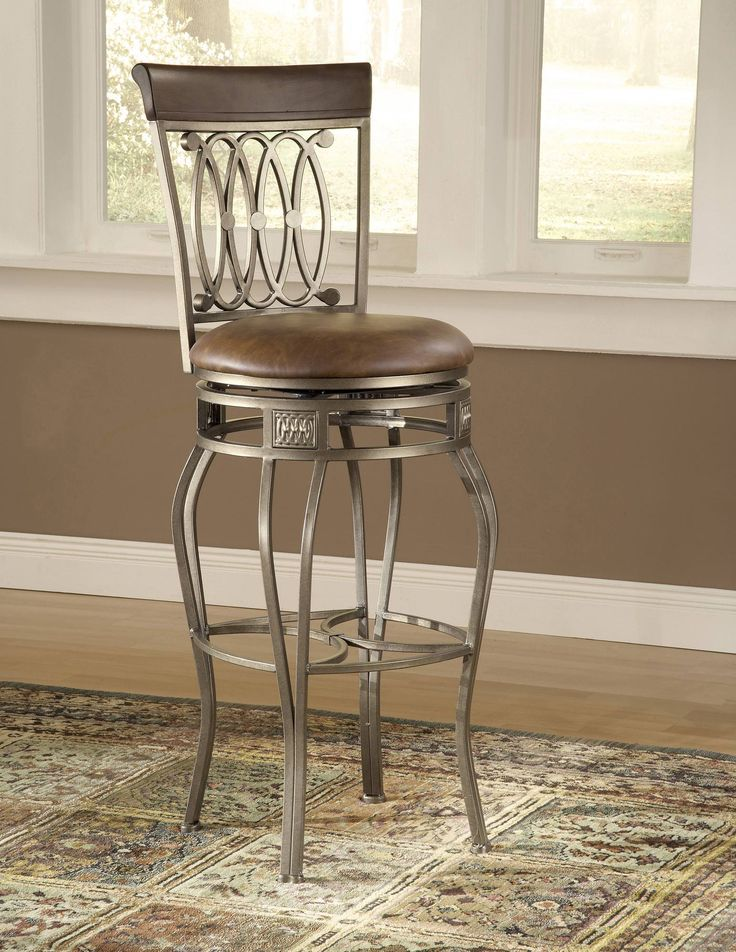 Swivel Counter Stool | Hillsdale | Home Gallery Stores & 47 best Hillsdale Bar Stools images on Pinterest | Solid wood ... islam-shia.org