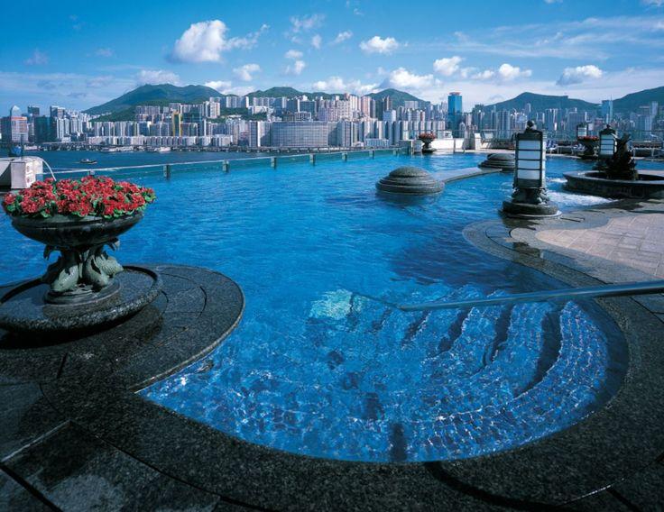 Fancy a swim? #RoyalGardenHotelKowloon
