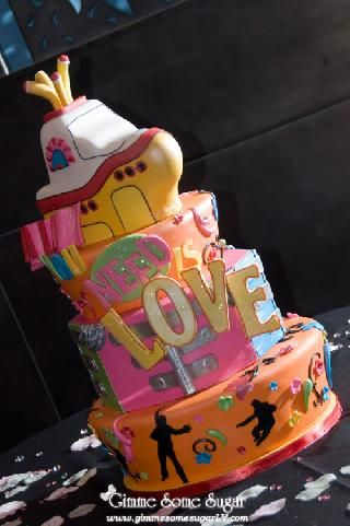 Custom Made Birthday Cakes In Ct