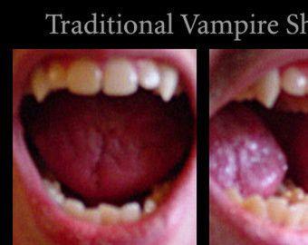 Interview avec le Vampire réplique des crocs par VincentPsykic