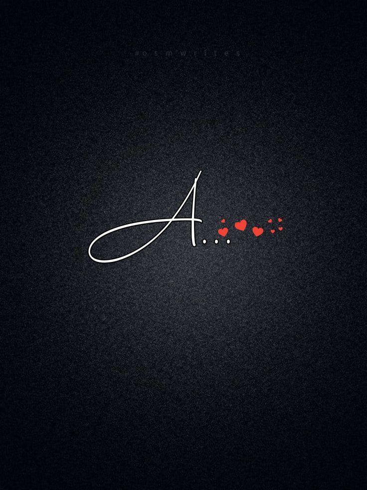 Alphabet A Stylish Alphabet For Ur Phone In 2021 Alphabet Wallpaper Phone Wallpaper For Men Stylish Alphabets