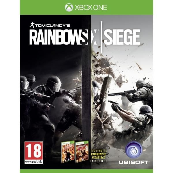 Tom Clancy's Rainbow Six Siege Xbox One Game | http://gamesactions.com shares #new #latest #videogames #games for #pc #psp #ps3 #wii #xbox #nintendo #3ds
