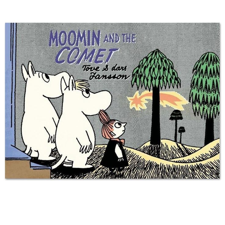 Moomin and The Comet from Magic Pony