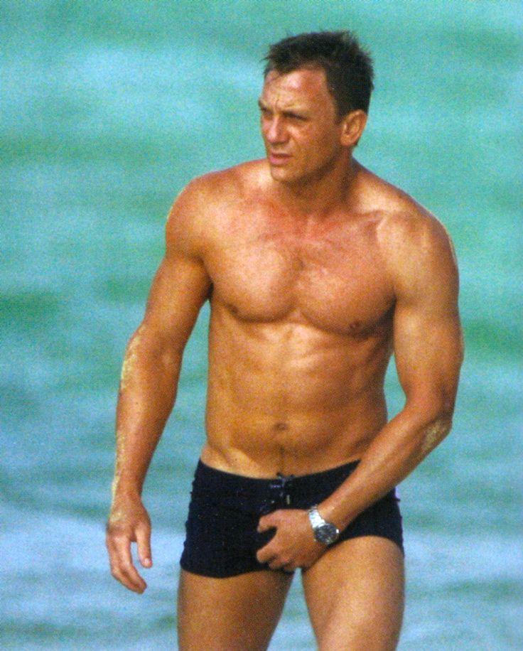 Don't worry Daniel Craig yeah I'll grab that for ya!