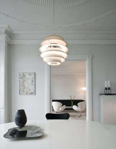 Lampa PH Snowball - Louis Poulsen | Designzoo | www.designzoo.pl