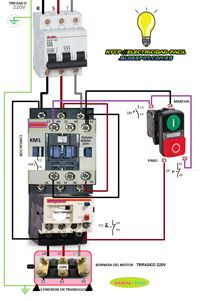 Ab Overload Relay Wiring Diagram on