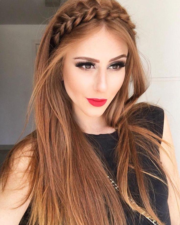 Já conferiu as dicas e truques de beleza da nossa ruiva favorita Fhits @marimakeup em seu canal do Youtube? O arco de trança é uma ótima inspiração para quem tiver o cabelo longo. Romântico e ultra sofisticado!  #FhitsTeam #FhitsTips #FhitsBeauty #FhitsTV