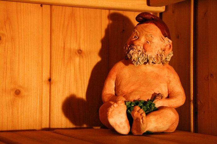 Finnish saunatonttu I @Satu VW (todestinationunknown.com) I Destination Unknown