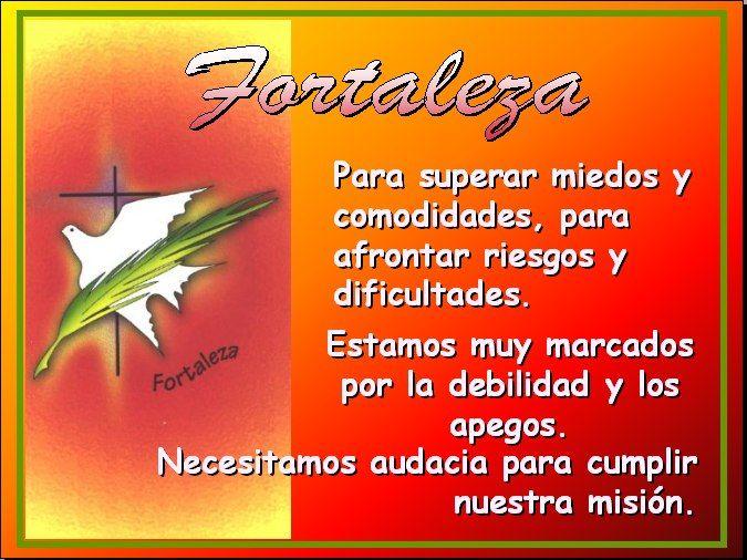 Dones del Espíritu Santo: 4º Don de fortalezaEcclesia Digital