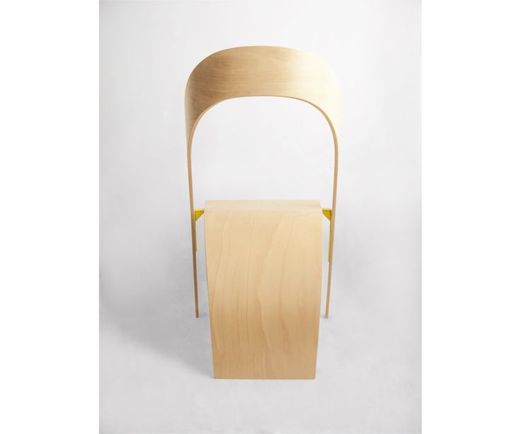 Counterpoise - a plywood chair prototype | by Kaptura de Aer