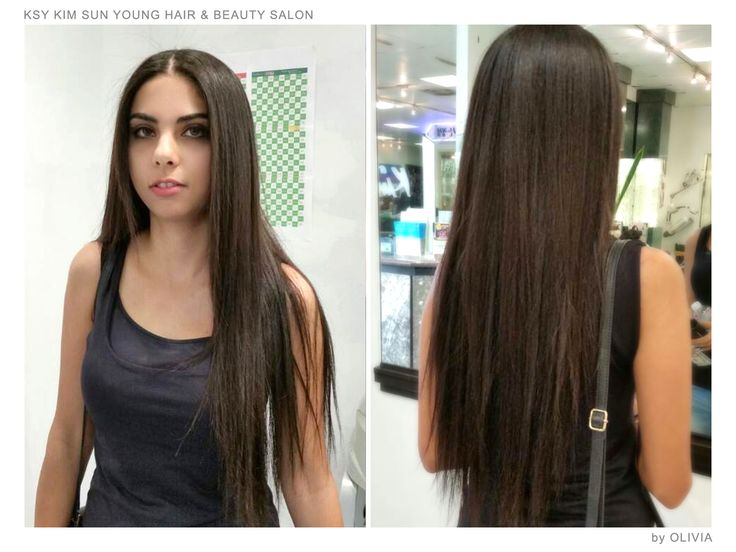 Best 25 Japanese Straight Perm Ideas On Pinterest Asian