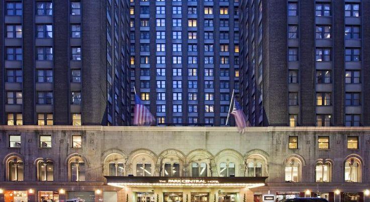 Hôtel Park Central ,  870 7th Avenue at 56th Street,
