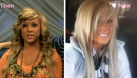 can't wait for my hair to grow out im gonna get my hair done like hers on the right