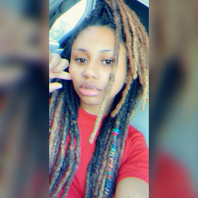 Pin:@kendecha♡ | Locs hairstyles, Dreadlock hairstyles