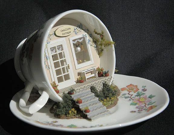 Doll house from Secret Garden (FACEBOOK)