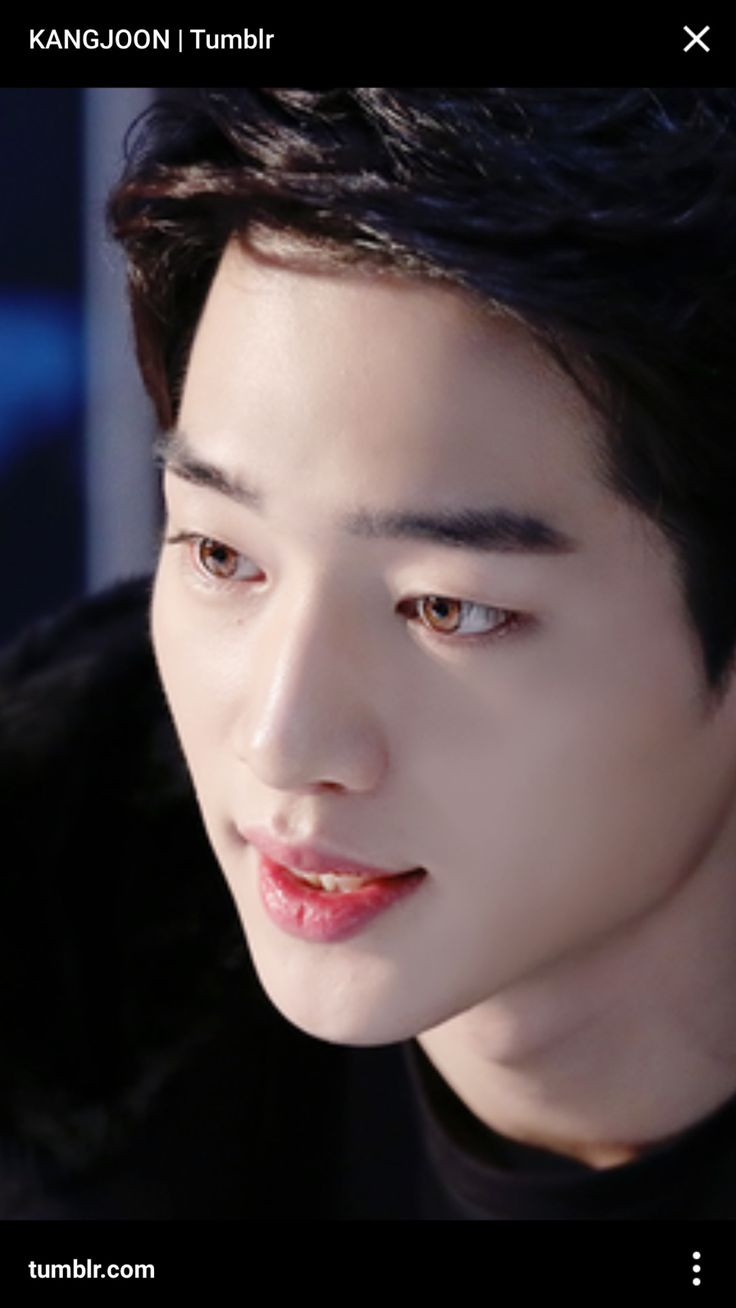 o.m.g . seo kang joon.beautiful