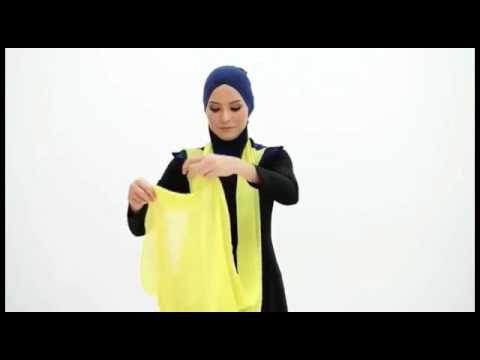 Tutorial 2017 Hijab Terbaru Paling Sederhana dan Tetap Cantik