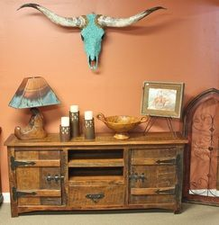 Western Decor | Rustic Tables | Southwestern Furniture | Agave Ranch