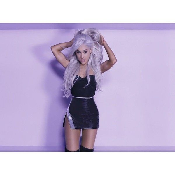 You Won't Be Able to Resist Ariana Grande's Video For 'Focus' ❤ liked on Polyvore featuring ariana grande