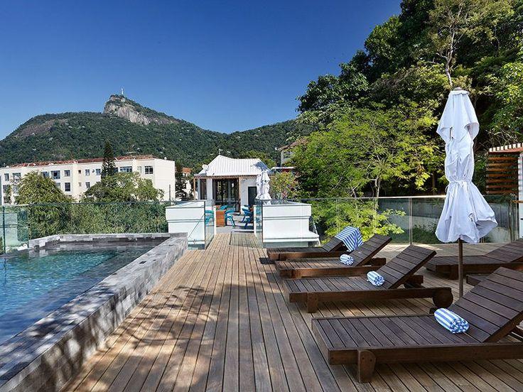 Noite de núpcias | Os 10 melhores hotéis no Rio de Janeiro