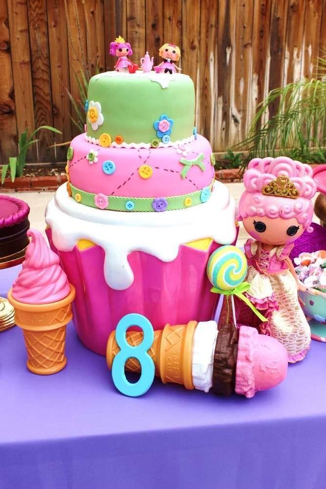 LalaLoopsy Birthday Party Ideas | Photo 2 of 18 | Catch My Party
