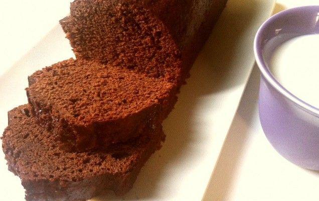 Σπιτικό κέικ με κακάο