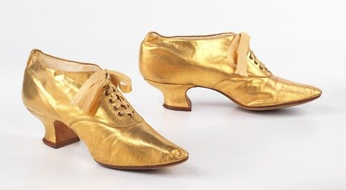 Evening Shoes  1898  The Metropolitan Museum of Art