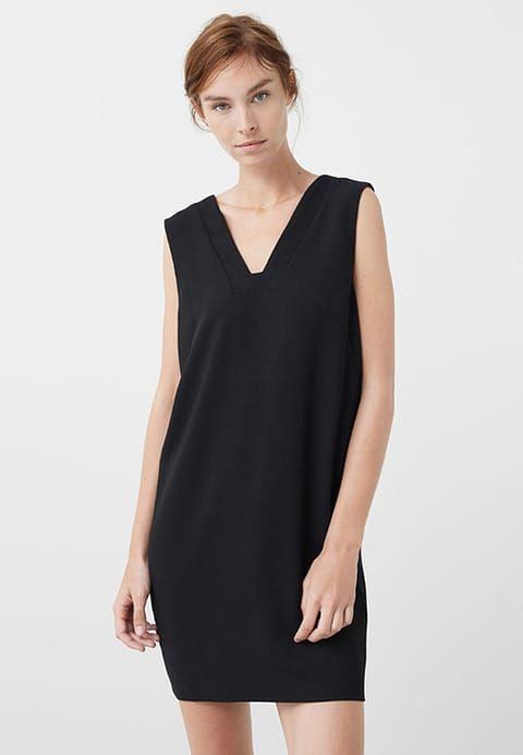 Vêtements Mango SAAK - Robe d'été - black noir: 35,99 € chez Zalando (au 01/11/16). Livraison et retours gratuits et service client gratuit au 0800 915 207.