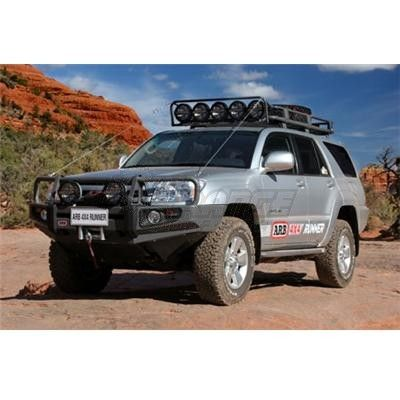 Early 4th gen 4runner front bumper / #ARB / #Lowrangeoffroad / 2003-2005 Toyota 4runner front ARB bull bar / Winch bumper