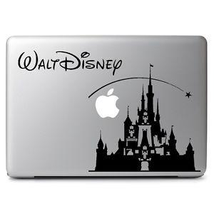 Disney-Castle-Decal-Sticker-Skin-for-Apple-Macbook-Air-Pro-13-15-17