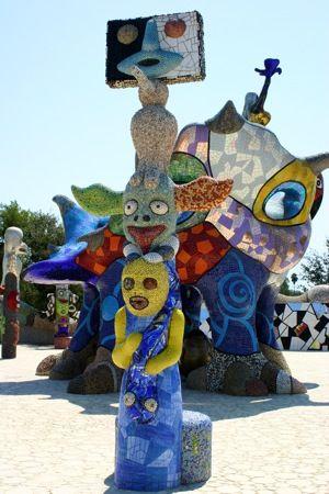 Niki de St. Phalle!!!!!