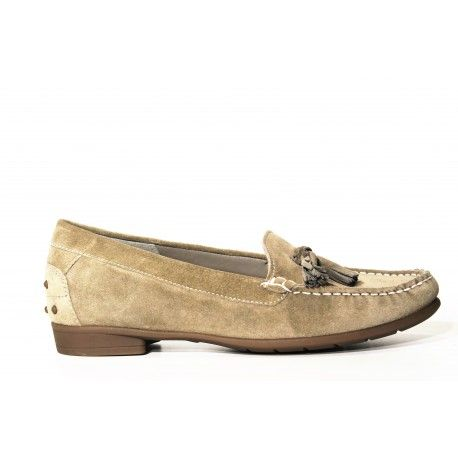 Mocassin femme ara à découvrir www.cardel-chaussures.com