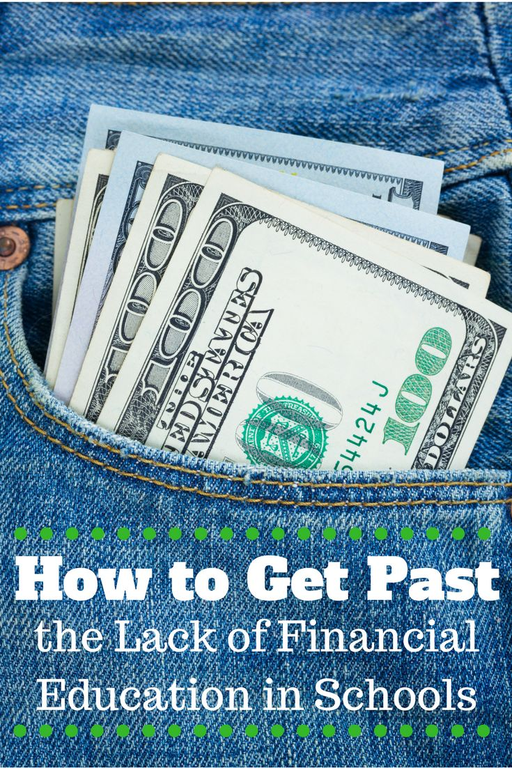 Kids don't learn enough about finance in school and many leave unprepared. I'm sharing How to Get Past the Lack of Financial Education in Schools. Financial literacy for kids.