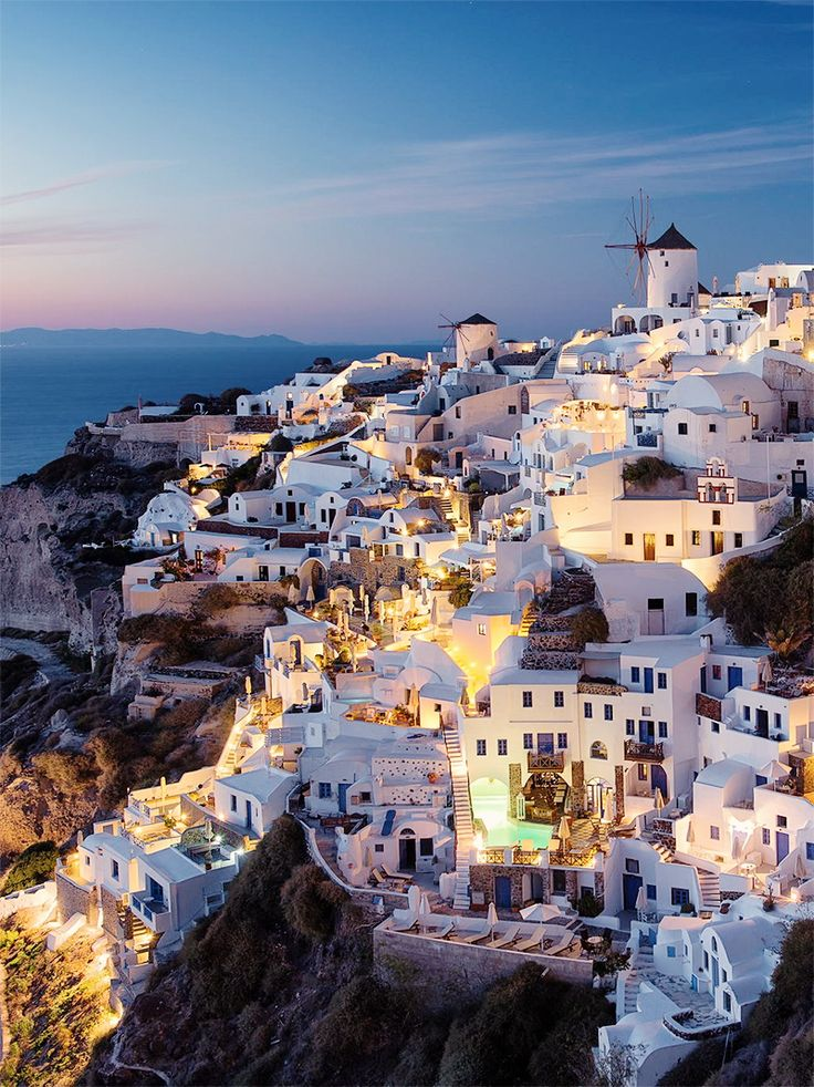 Reasons you need to visit Santorini including things to do on the Greek island, restaurants, Oia, sunset spots, ATV, cliff jumping & more! Let's explore!