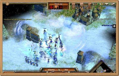 Age of Mythology Gameplay PC
