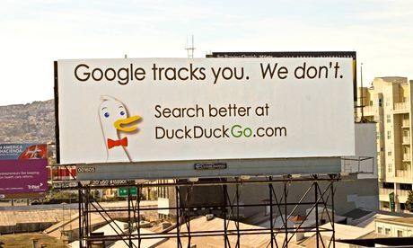 DuckDuckGo is a search engine dedicated to keeping your private information private