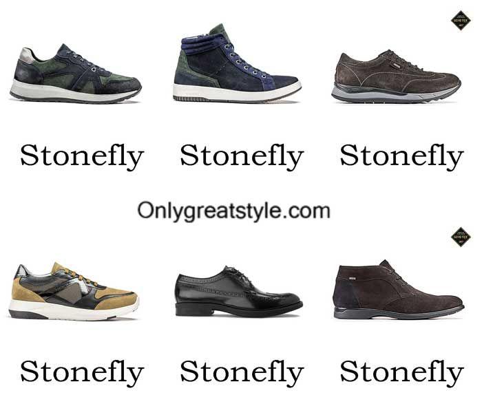 Stonefly shoes fall winter 2016 2017 footwear for men