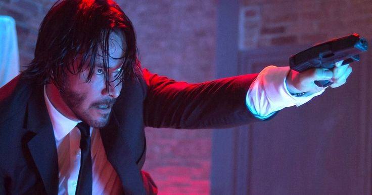 'John Wick 2' Synopsis Teases an Assassin Showdown in Rome -- Keanu Reeves…