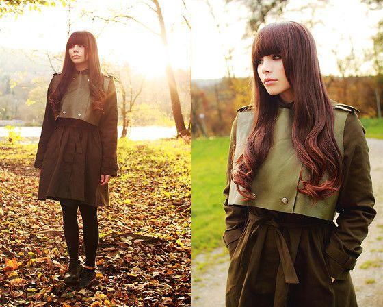 Beautiful Julia Coldfront in Manitic coat