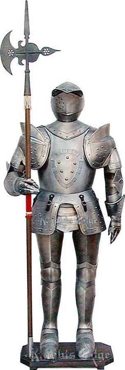 16th Century Suit of Armor