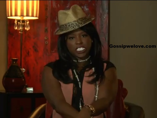 RATCHETNESS: Kevin Hart's Ex-Wife Torrei Spoofs The Basketball Wives: LA! [Video] ~ Gossipwelove