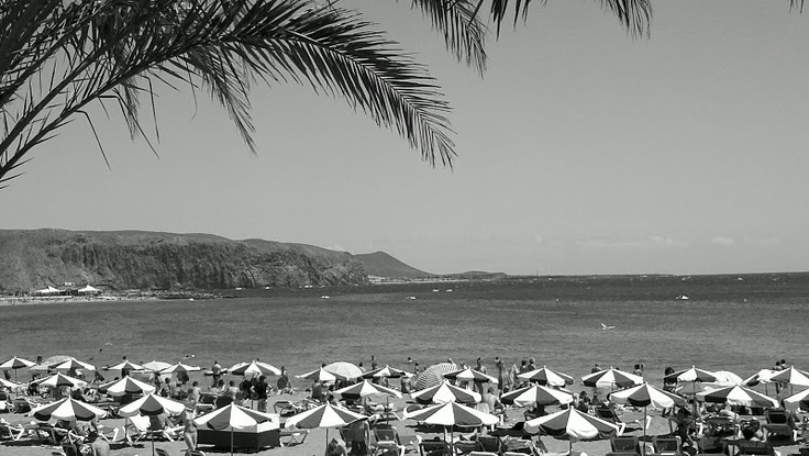 Playa de las Americas ~ Tenerife ~ Canary Islands, Spain (2011) -- picture by @Terence Caufield